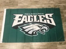 New listing Philadelphia Eagles Flag 3'X5' Logo Banner: free ship Super Bowl Champions Lii