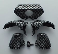 Replacement Triggers, Reset & Guide Surround for Xbox One MK1 Controller Shell