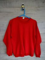 vtg 90s cool Italy  spellout sweatshirt sweater jumper refA7 Medium