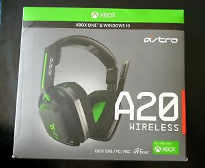 Astro A20 Wireless Over the Ear Gaming Headset - XBOX/PC