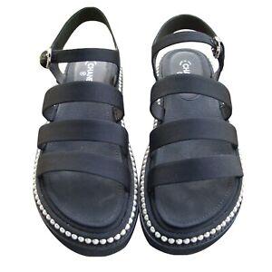 chanel sandals 38