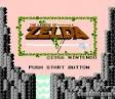 THE LEGEND OF ZELDA With Cosmetic Flaws NINTENDO GAME ORIGINAL RARE NES HQ