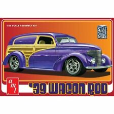 AMT 1/25 PLASTIC MODEL KIT 1939 WAGON HOT ROD AMT1050