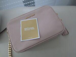 Michael Kors MK Crossbody Soft Pink Rosa Handtasche Schultertasche Tasche