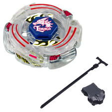 Lightning L-Drago 100HF Beyblade BB43 l ldrago Metal Fusion WITH LAUNCHER RIPPER