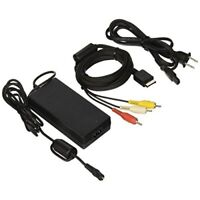 Slim AC Adapter Charger Power Cord Supply For Sony PS2 Slim And Audio Video 6Z