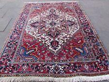 Old tradizionale fatto a mano Tappeto Persiano Tappeto Orientale Tappeto Lana Bianco 260x205cm