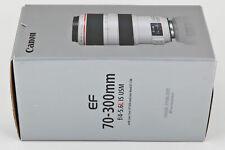 Canon EF 70-300 mm 1:4-5,6 L IS USM - NEU + OVP deutsche Ware