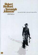Jeremiah Johnson  full screen & widescreen  Robert Redford  DVD