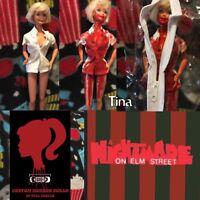 SALE! Tina CUSTOM HORROR DOLL Nightmare on Elm Street 1984 OOAK