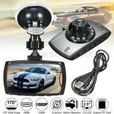 2.5'' LCD 1080P HD Car DVR Camera Night Vision Video G-sensor Recorder Dash Cam