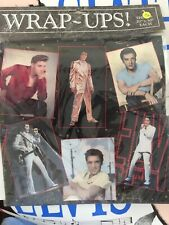Elvis Magnetic Mailbox Cover And Wrapping Paper