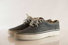 Sperry Blue Cotton Upper Lace Up A14-61432 Mens Shoe Size US 8.5M Pre Owned