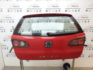SEAT IBIZA MK3 6L Tailgate LS3H Emocion Red 02 - 08