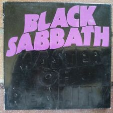 Black Sabbath – Master Of Reality - LP Replica