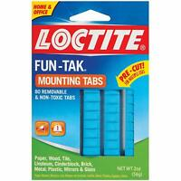 Loctite Fun-Tak Mounting Putty Tabs, 2-Ounce (1865809)
