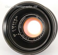 Jupiter-12 LEICA L39 WIDE-Angle Lens 2.8/35 based on ZEISS Biogon 1:2.8 f=3.5cm