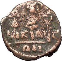 GORDIAN III 238AD Nicaea Bythinia Ancient Roman Coin EAGLE STANDARDS  i47836