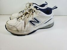 New Balance 619 Men's Walking Training Shoes Size 9 4E Wide White