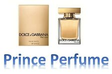 D&G DOLCE E GABBANA THE ONE DONNA EDT NATURAL SPRAY VAPO - 100 ml