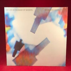 BRIAN ENO & DAVID BYRNE My Life In The Bush Of Ghosts 1982 UK VINYL LP EXCELLENT