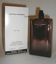 NARCISO RODRIGUEZ MUSC COLLECTION HER EDP PARFUM INTENSE PERFUME 100ML 3.3OZ TST