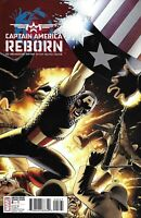 Captain America Comic 2 Reborn Incentive Variant John Cassaday First Print 2009