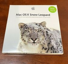 Apple Mac OS X Snow Leopard - MC573Z/A 10.6.3