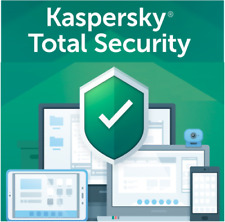 Kaspersky Total Security 2021 *1Device*2 Years*Global Key*not activated*ESD