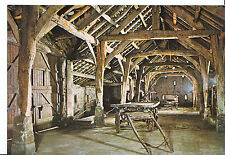 Yorkshire Postcard - East Riddlesden Hall - Keighley - The Great Barn   LE189