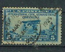 Briefmarken USA 1928 Zivilluftfahrt Mi.Nr.315