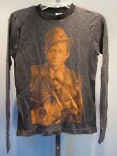 New ROBERT JOHNSON Thermal Long Sleeved Top Shirt Legend Blues Soul Devil Men XS