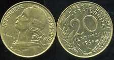 20 centimes 1994  MARIANNE   abeille   ( bis )