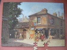 THE CORNER SHOP 1000 piece quality jigsaw puzzle by WHSmith
