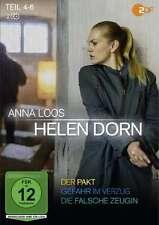 Helen Dorn-Teil 4-6 -Der Pakt/Gefahr im Verzug - Anna Loos - 2DVD Box