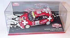 Toyota Corolla WRC 2003 Rallye Monte Carlo NEW in Case