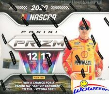 2020 Panini Prizm Nascar Racing Factory Sealed HOBBY Box-24 PRIZM+4 AUTOGRAPHS