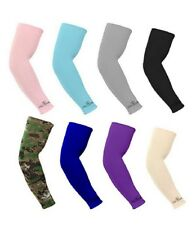 8 Pairs Cooling Arm Sleeves Cover UV Sun Protection Outdoor Sports Unisex