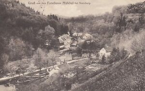 Postcard Bavaria 8130 Forester's House Mühltal At Starnberg