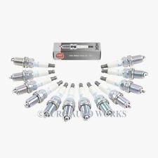 Mercedes-Benz Spark Plugs Plug Set NGK Original 5ES11/95003 x12pcs