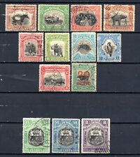 North Borneo very nice older era mixed collection,stamps as per scan(9378)