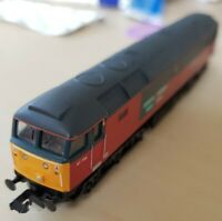 Graham Farish Class 47 'Rail Express' Livery 47 734 - Boxed