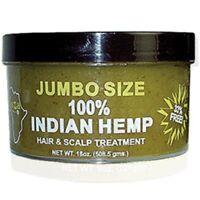 Kuza 100% Indian Hemp Hair and Scalp Treatment 18 oz