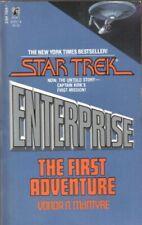 Star Trek Enterprise The First Adventure Paperback Book Vonda N. McIntyre NEW