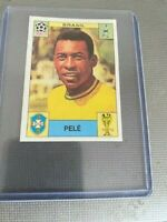 Panini FIFA WORLD CUP 1970 PELE STICKER WCS LIMITED EDITION