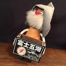 Vintage Bobblehead Japan Nodder Fuji Goko Thermometer PRIORITY MAIL