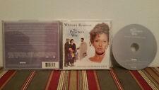 The preacher's wife original movie soundtrack music cd case-disc & insert