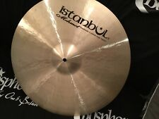"NEW 18"" Istanbul Mehmet Traditional Crash Cymbal (#Imc18)"