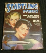 1951 Sept STARTLING STORIES Pulp Magazine v.24 #7 VG 4.0 This Way to Mars