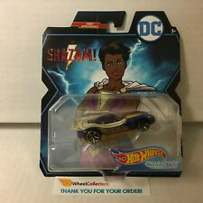 Darla SHAZAM * 2019 Hot Wheels DC Comics Character Cars * WB10